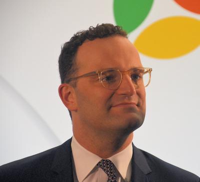 Gesundheitsminister Spahn war in Böblingen