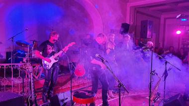 """Rock & Lyrics"" im Hotel Waldlust"