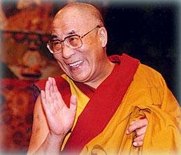 Dalai Lama - Rechte: www.wikipedia.de