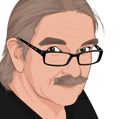 Dietmar Cartoon Comiic Fiver Background Hintergrund weiss weiß Beitragsbild
