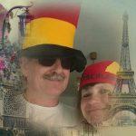 Wir drücken Frankreich die Daumen