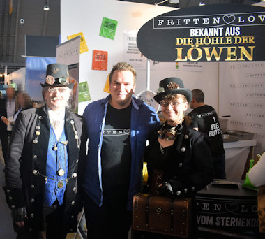 Steampunks love Fritten