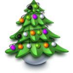 Advent und Weihnachten ist wie ein Schlüsselloch