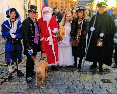Geschenke fürs Christkind und den Nikolaus