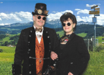 "Steampunk goes ""Appenzeller Land"""