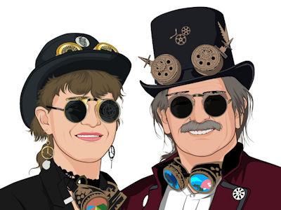 Steampunk: Deutungshoheiten und Ideologien - Teil 2
