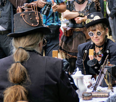 Steampunk: Cross-Over - Ja oder Nein ?