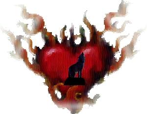 Das Herz eines Wolfs