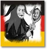 Joker-Deutschland-Fahne